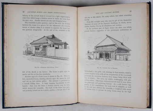Japanese Homes and Their Surroundings by Morse, Edward S.